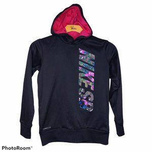 Nike SB Youth XL Black Therma-Fit Pullover Hoodie